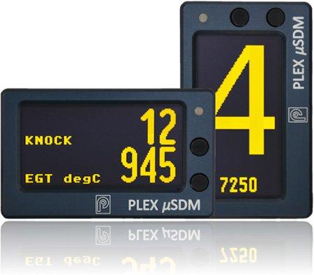 PLEX mSDM Display