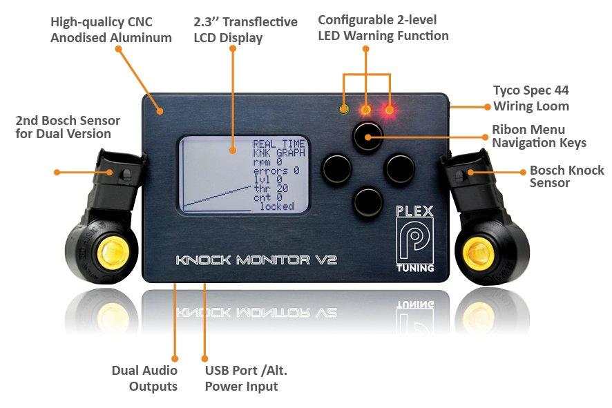 PLEX KNOCK MONITOR V2 | Tune Like a Pro  Never Miss Knock Again