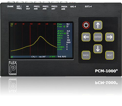 PLEX PCM-1000 Combustion Monitoring