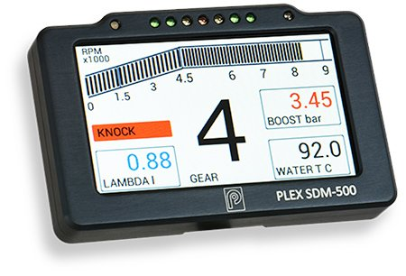 SDM-500 Display & Logger