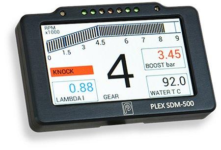 SDM-500 Display & Logger