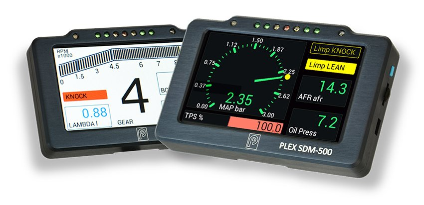 PLEX SDM-500 Display & Logger