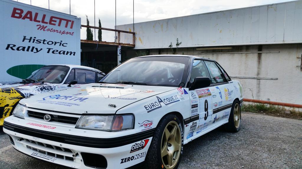 uSDM TOTORIOLO Subaru