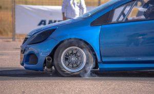 Monster Opel Corsa OPC