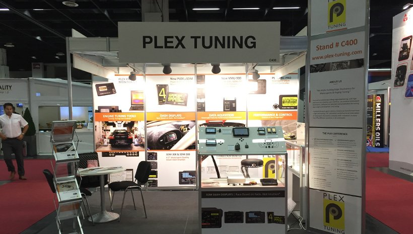 PLEX TUNING at the PMW 2016 Expo | Cologne
