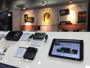 PLEX TUNING AT THE PRI 2016 SHOW
