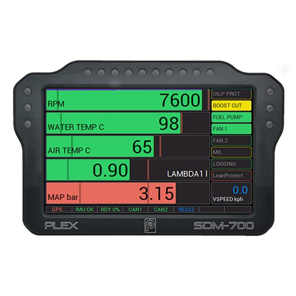 PLEX SDM-700 Pro-Level Display & Logger