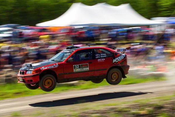 APOGEE MOTORSPORT Installs New PLEX uSDM-100® Micro Dash Display for US Rally Season.