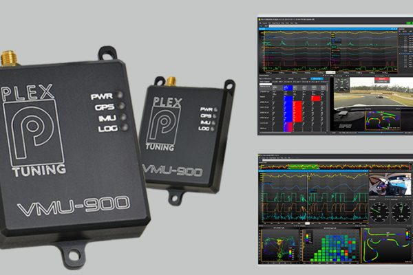PLEX VMU-900® – our New 50Hz GPS – 100Hz IMU Module & Logger – is Now Available for Ordering.