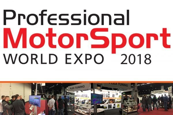 Gearing Up for the Professional Motorsport World Expo 2018 – Köln Messe, Germany 7-9 November!