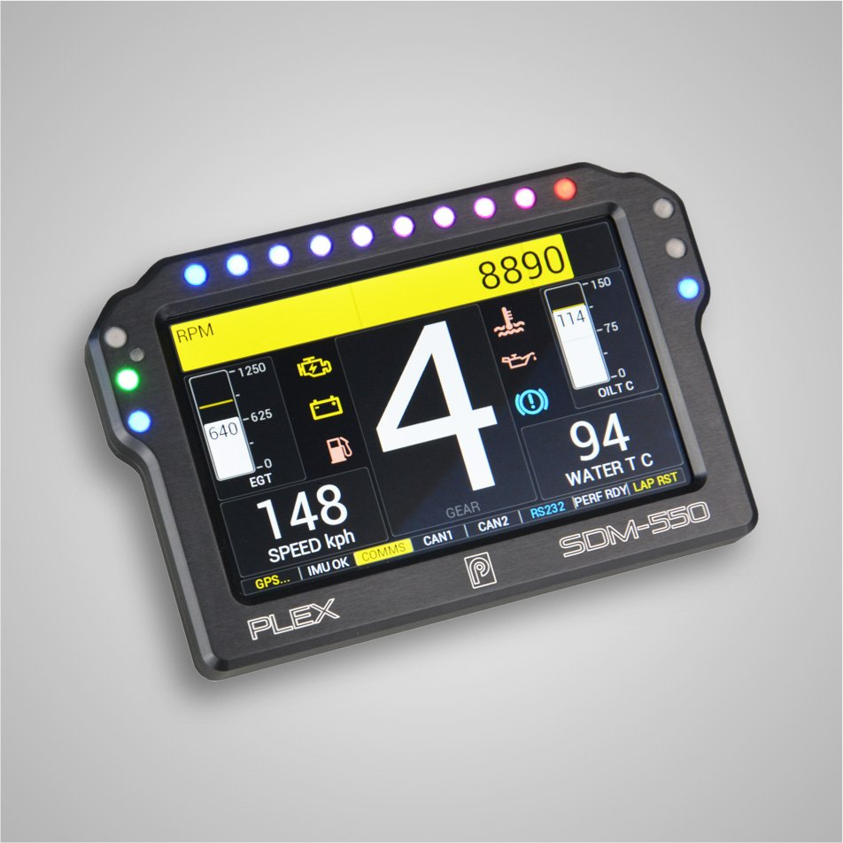 PLEX SDM-550 Display & Logger